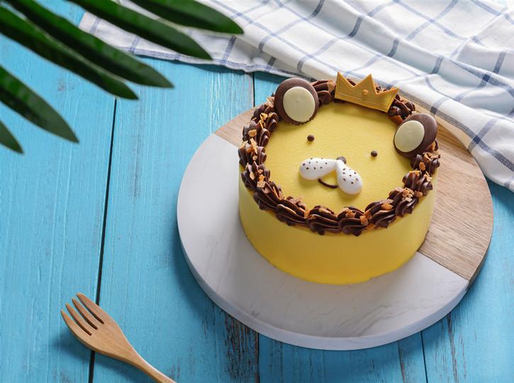 狮子王蛋糕订购 深圳 产品详情